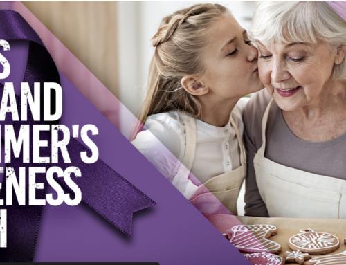 Why Wear Purple for Alzheimer's & Brain Awareness Month?