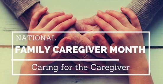 national-caregiver-month