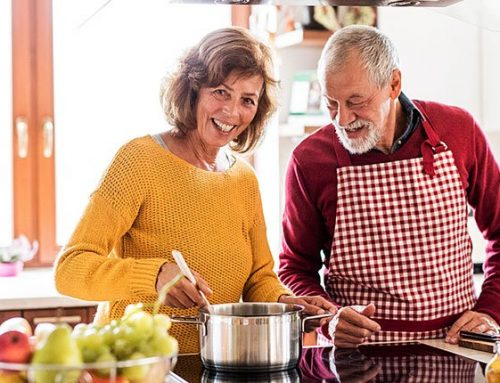 5 Nutrition Tips for Seniors during Nutrition Month