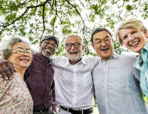 Prevent Social Isolation and Loneliness Among Seniors