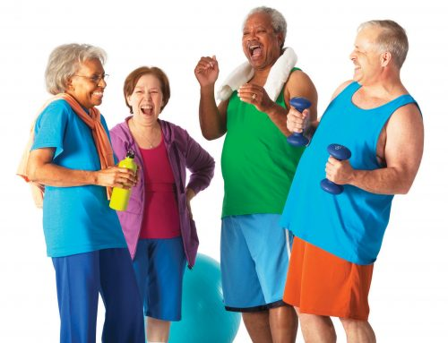 Celebrate Senior Health & Fitness Day in Assisted Living in Orlando FL