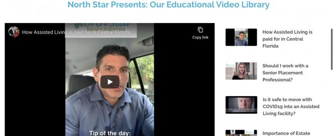 north-star-senior-advisors-educational-video-library