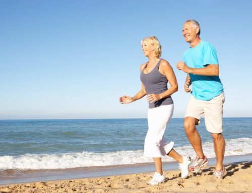Healthy Aging: 10 Tips for Getting Fit