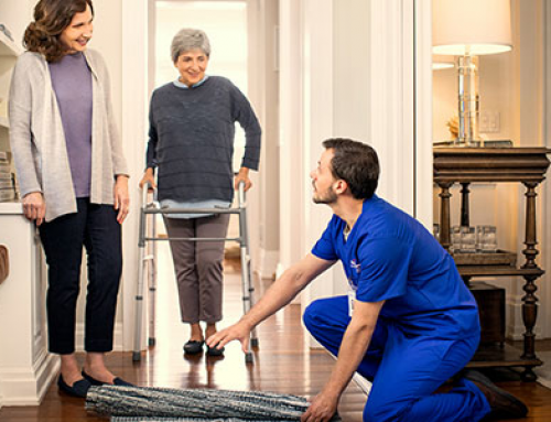 Impact of Falls on the Elderly: Important Facts & Prevention